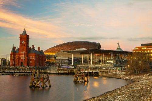 Cardiff en Gales