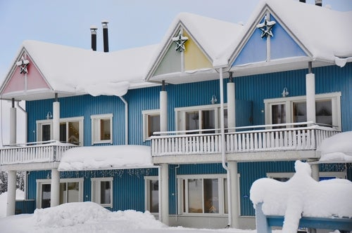 Revaniemi en Laponia