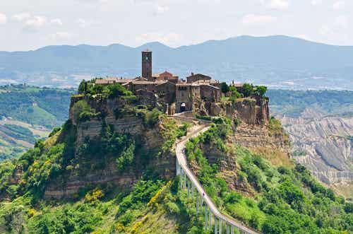 Bagnoregio en Italia, el pueblo que desaparece