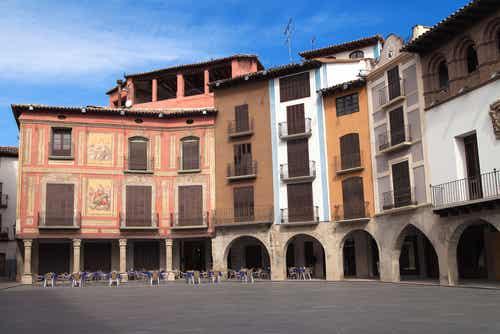 Graus en Huesca: historia y naturaleza