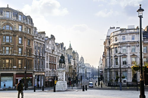 Charing Cross en Londres