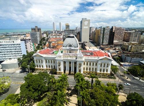Recife en Brasil