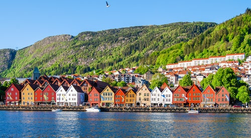 Muelle de Bergen