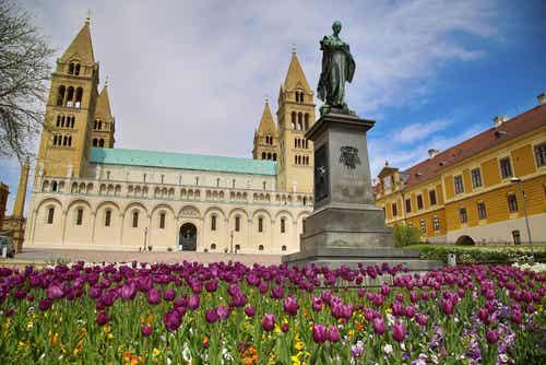 Pécs, una de las ciudades más bonitas de Hungría