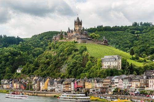 Cochem en Alemania, un pueblo de cuento