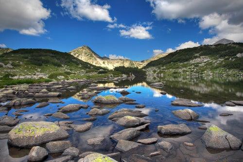 Parque Nacional de Pirin en Bulgaria