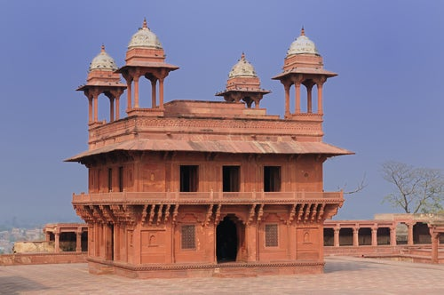 Fatehpur Sikri en India