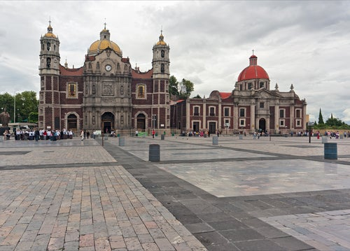 Basílica de Guadalupe en Ciudad de México