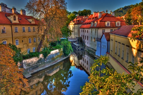 Mala Strana en Praga