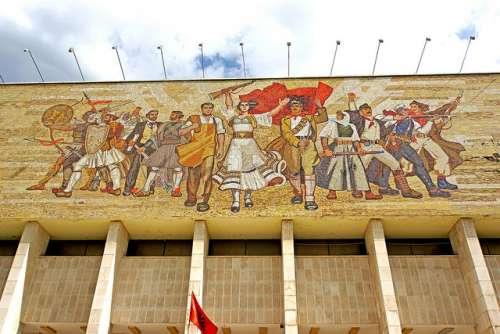 Museo Nacional de Historia de Tirana