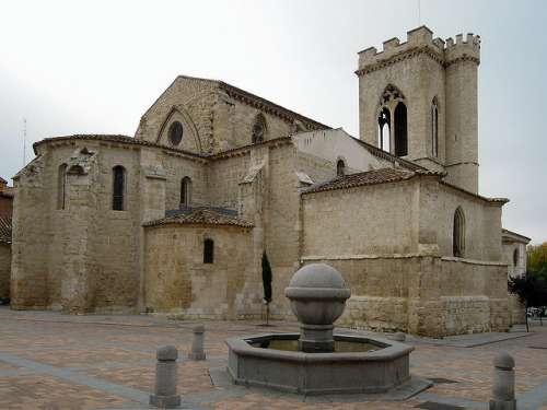 Iglesia de San Miguel en Palencia
