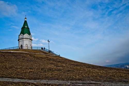 Paraskeva Pyatnitsa Chapel en Siberia