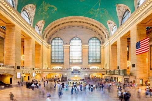 La Estación Central de Nueva York, un gran escenario