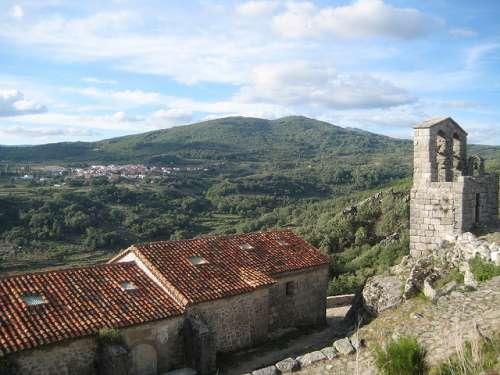 Recorremos la hermosa Sierra de Gata en Extremadura