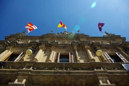 Palacio de la Diputación Provincial de Palencia