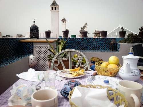 Riad en Essaouira