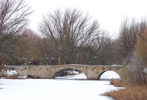 Puentecillas en Palencia