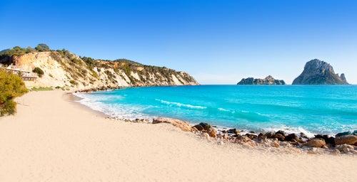 Cala d'Ort en Menorca