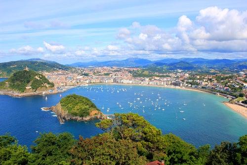 Un inolvidable fin de semana en San Sebastián