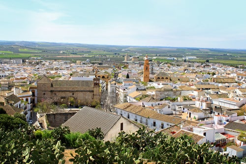 Osuna en Andalucía