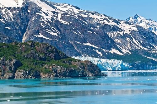 Glaciar Margorie en Alaska
