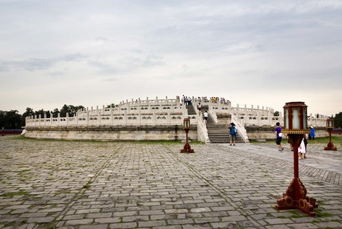 Templo del Cielo en Pekín