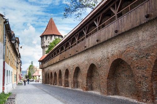 Muralla de Sibiu