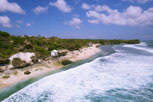 Playa Balangan en Bali