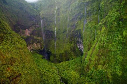 Waialeale Crater en Kauai