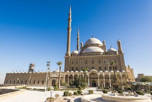 Mezquita Muhammad Ali en El Cairo