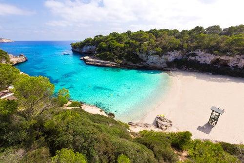 Las 7 mejores playas de las islas Baleares