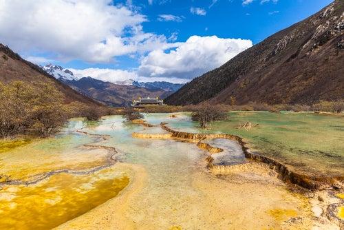 Valle de Huanglong