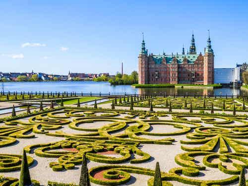 Frederiksborg, el castillo más grande de Escandinavia