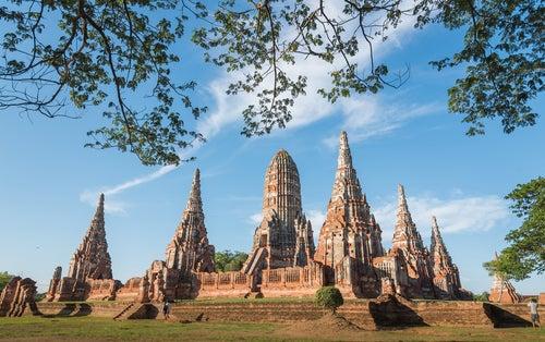 Descubrimos el esplendor de Ayutthaya en Tailandia