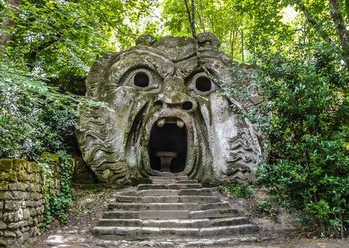 Los Jardines de Bomarzo o el Parque de los Monstruos