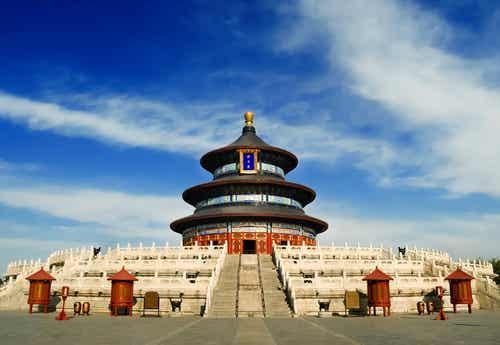 El Templo del Cielo en Pekín, pura belleza y armonía