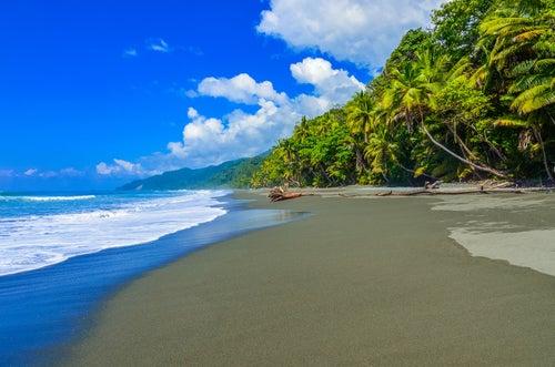 Parque Nacional Corcovado en Costa Rica