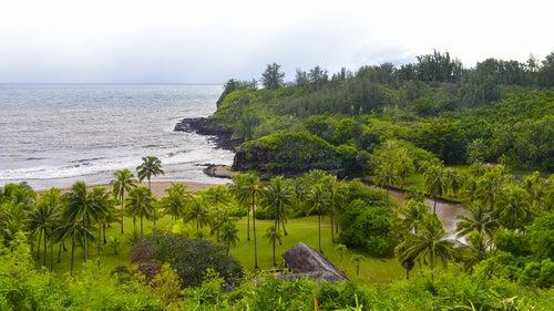 Allerton Garden en Kauai