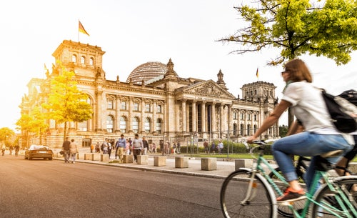 Ciudades que hay que descubrir en bicicleta