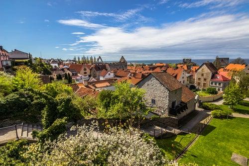 La isla de Gotland en Suecia, un lugar para relajarse