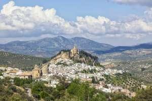 Pueblos de Granada, Montefrí