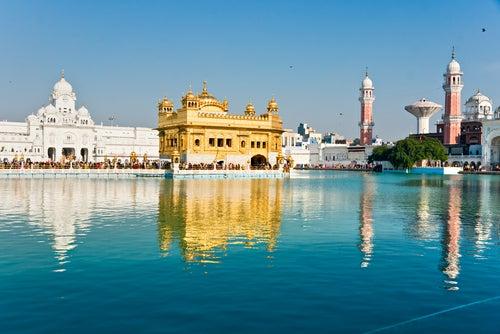 Templo Dorado de Amritsar