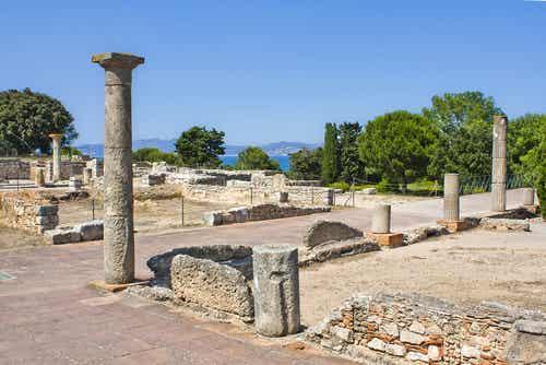 San Martín de Ampurias: recuerdos de la historia