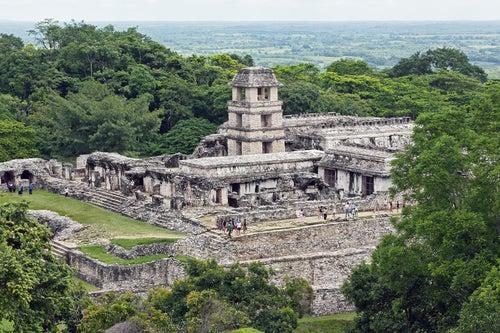 El Palacio de Palenque