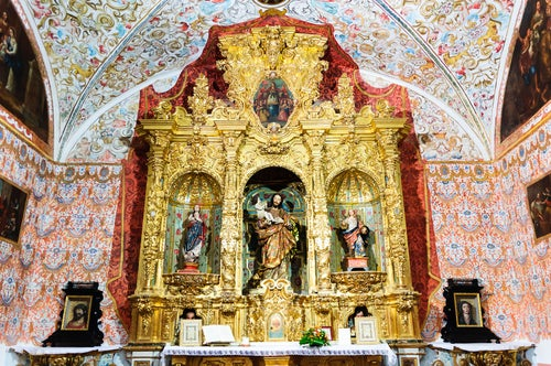 Iglesia del Carmen en Antequera
