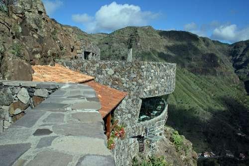 Mirador del Palmarejo en La Gomera