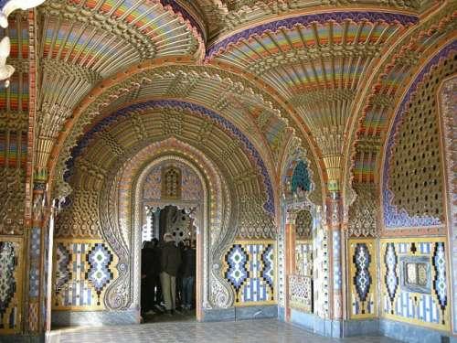 Castillo de Sammezzano