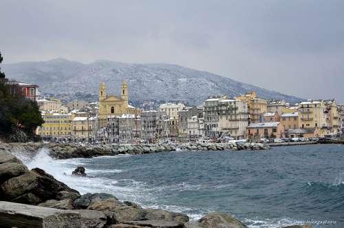 Bastia en Córcega
