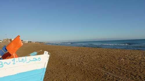Saïdia, un destino playero en el norte de Marruecos