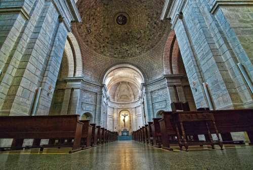 Iglesia del monasterio de Silos